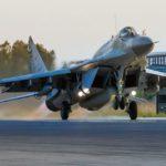 Вторая партия МиГ-29 передана ВВС Сирии