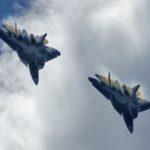 Начинается опытно-боевая эксплуатация истребителей пятого поколения Су-57