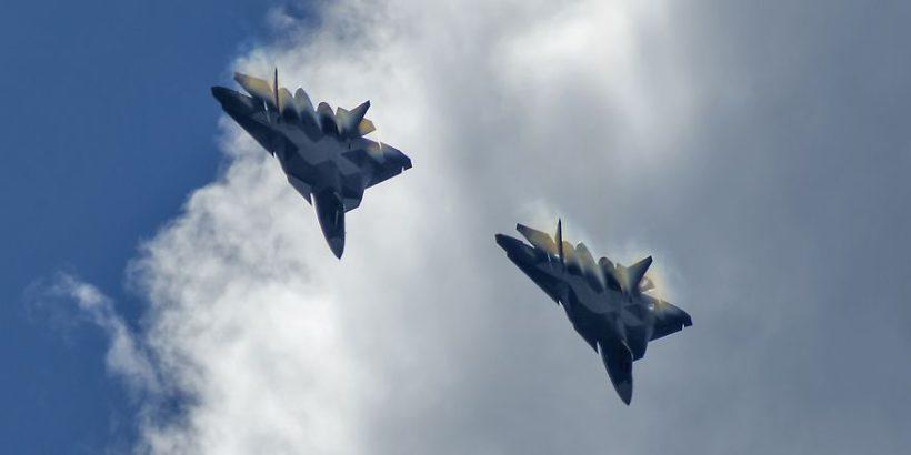 Интеллектуализация современных ударных авиакомплексов – это боевая мощь самолёта и безопасность лётчика