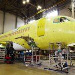 Предприятия Ростеха разработают и испытают системы для самолёта SSJ-New