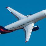 Флот авиакомпании Red Wings пополнился самолётом SSJ100