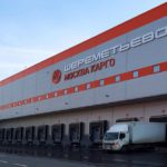 С начала 2021 года грузооборот аэропорта Шереметьево вырос на 4,5%