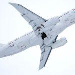 Суперджет 100 прилетел в Тегеран