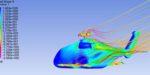 В ЦАГИ исследуют варианты компоновки фюзеляжа перспективного вертолёта