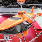 «Вертолёты России» представили арктический беспилотник VRT300