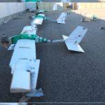 Минобороны опубликовало новое фото дронов, атаковавших российские базы в Сирии