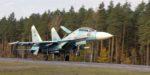 В ЮВО лётчики отрабатывают посадку самолётов на автомобильную дорогу (видео)