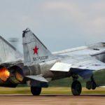 МиГ-25 — первый в мире серийный самолёт, которому удалось достичь скорости в 3000 км/ч