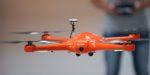 В технополисе «Москва» разработана система управления дронами-курьерами