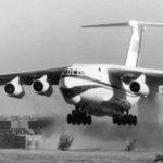К годовщине первого полёта Ил-76