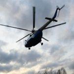 Вертолёт Ми-8 авиакомпании «Восток» упал на окраине Хабаровска