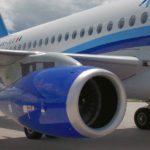 Налёт двигателей SaM146 превысил миллион лётных часов