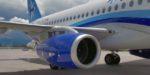 Поставки SSJ-100 в 2018 году снижены из-за дефицита двигателей