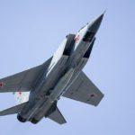 Пять модернизированных истребителей-перехватчиков МиГ-31БМ поступили на вооружение в ЦВО