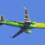 S7 начала полёты на маршруте Барнаул — Новосибирск
