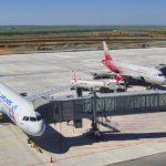 Аэропорт Симферополь обслужил в первом полугодии два миллиона пассажиров