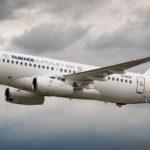 SSJ100 в Жуковском совершил аварийную посадку