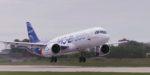 Испытатели EASA выполнили полёты на самолёте МС-21-300