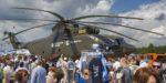 Модернизированный вертолёт Ми-26Т2В впервые покажут на форуме «Армия-2018»