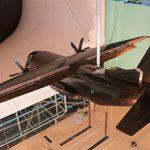 В ЦАГИ прошли очередные испытания лёгкого конвертируемого самолёта