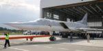 Модернизированный дальний бомбардировщик Ту-22М3М выполнил первый полёт