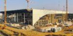 В новом аэропорту Саратова началось благоустройство территории