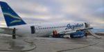 SSJ100 выкатился в Якутске из-за обледенения ВПП