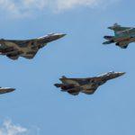 Замминистра обороны рассказал о количестве Су-35С в частях ВКС