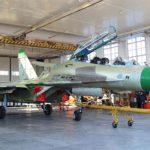 Белоруссия завершила передачу Анголе доработанных истребителей Су-30К