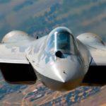 Стелс-технологии Су-57 — приоритет передней полусфере