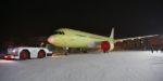Третий опытный самолёт МС-21 передан на ЛИС