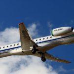 Самолёты ERJ-145 авиакомпании «Комиавиатранс» переведены в российскую юрисдикцию