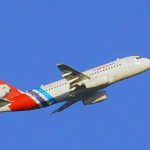 Летевший из Салехарда в Екатеринбург SSJ100 столкнулся со стаей птиц