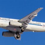 SSJ100 — новогодние подарки для авиакомпании «Северсталь»