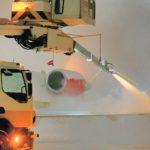 В Шереметьево построят новую станцию хранения противообледенительной жидкости
