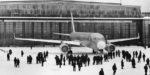 К годовщине первого полёта самолёта Ту-204