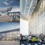 В Толмачёво выбрали архитектурную концепцию нового терминала