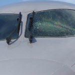 SSJ100 вернулся в Шереметьево из-за треснувшего стекла