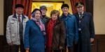 Ветераны Домодедово и Кольцово встретились в Екатеринбурге