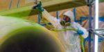 Центр покраски S7 Technics обслужил сотый самолёт