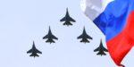 Порядок воздушного строя авиации на параде Победы 2019 г.