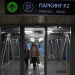 В аэропорту Домодедово открылись переход из паркинга и новая входная группа