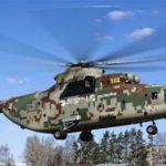 Завершились предварительные лётные испытания вертолёта Ми-26Т2В