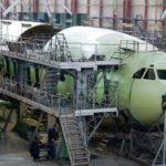 Ввод в эксплуатацию линии по производству самолетов Ил-96-400М перенесено на 2021 год