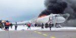 Следственный комитет назвал предварительные причины катастрофы SSJ100