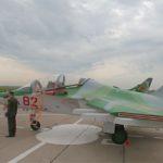 Авиабаза в Лиде получила ещё четыре Як-130