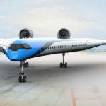 Самолёт с гибридным крылом покажут осенью этого года