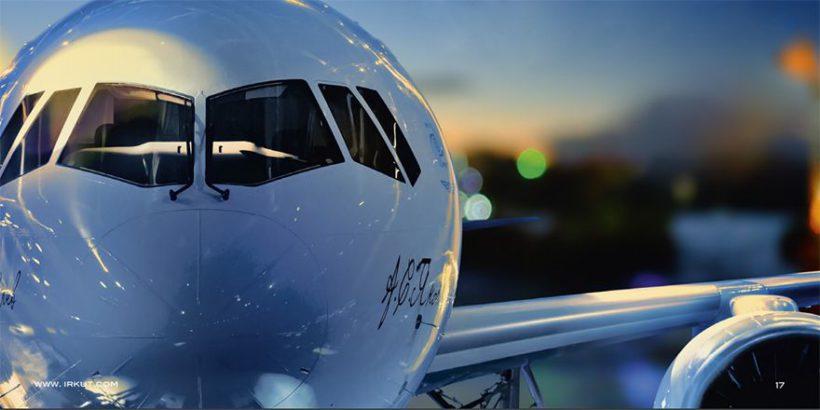 МС-21 начнут выполнять полёты по маршрутной сети «России» летом 2022 года