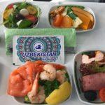 «Узбекские авиалинии» кормят своих пассажиров лучше всех
