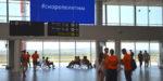 В аэропорту «Гагарин» прошло первое комплексное тестирование пассажирского терминала
